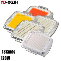 High Power 120W, 150W, 200W, 300W COB LED Bulb Chip, Red Yellow Natural White Full Spectrum, UV 380-840MN Integration Floodlights