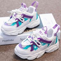 Children Sneakers For Girls Casual Shoes Kids Boys Colorful Breathable Mesh Design 1-10 Years OLD Child 210913