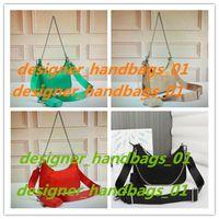 2 adet Set Fashionre-Edition 2005 Naylon Kadın Lüks Tasarımcılar Çanta Lady Bayan Crossbody Tote Hobo Omuz Çantalar Çantalar Çanta Çanta