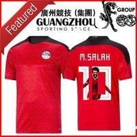 2020 Egipto M. Salah 10 (estilo de la galería) Jerseys de fútbol Especial 20 21 Galería estilo PRNT Jersey Fútbol Camisas