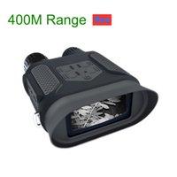 2020 новый 7x31 инфракрасный ночной бинокль ночного видения четко видеть до 400 м цифровой объем SCOPE 640 x 480 HD фотоаппарат видеокамера телескоп