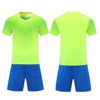 2021 Benutzerdefinierte weiße leere Fussball Jersey Uniform personalisierte Team-Shirts mit Shorts-gedruckten Design-Namen und Nummern-Jerseys 127878