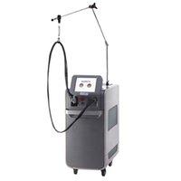 755NM + 1064nm الألياف الليزر المهنية آلة إزالة الشعر بسرعة مع حجم بقعة 5 مم -18 مم