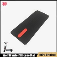 Original Wolf Warrior Silicone Mat for Kaabo Kickscooter Black Foot Pad Sticker for Kaabo Wolf Warrior Electric Scooter Parts