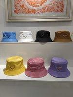 2021 ковш шляпа моды дизайнеры летние классические мужчины и женщины роскошный светлый дышащий навес навеса рыбака с отличным качеством 7 цветов хорошо