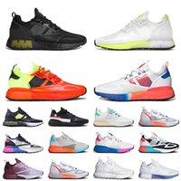 الأصلي تنس ZX 2K الرجال النساء الجري الأحذية الرياضية الثلاثي سحابة سوداء بيضاء الشمسية الأصفر الأحمر الأخضر الرمادي الوردي أحذية رياضية 36-45