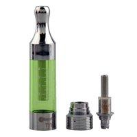 Kanger T3D Clearomizer Kolorowe zestawy Atomizer Caromizer 2,2 ml z zmiennymi odbudownymi cewkami