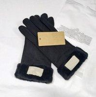 Los guantes de diseño de alta calidad del comercio exterior de nuevos hombres, a prueba de agua, a prueba de agua, además de la motocicleta térmica de terciopelo 9752