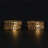 50 قطعة / الوحدة المعادن شقة الذهب والفضة اللون الخرز 6 8 10 12 ملليمتر غسالة معدنية فاصل الخرز rondelle ل diy مجوهرات صنع 1527 q2