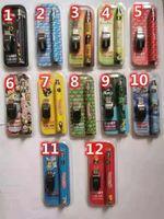 Fábrica Professional 510 Bateria de Tópico Cigarro Eletrônico Evod Twist 3.3-4.8V Variável Tensão 650/900 / 1100mA