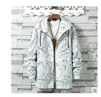 Fashion Mens Jacket Spring Autumn Coat Stone Windrunner Designer Hooded Jackets Island Sports Windbreaker Casual Zipper Coats Man Outerwear Clothing