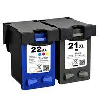 Inktcartridge voor 21 22 cartridges Deskjet F2180 F2200 F2280 F4180 F300 F380 380 D2300-printers