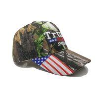 Donald Trump 2024 Şapka Kamuflaj ABD Seçim Beyzbol Şapkası Parti Şapkaları HHA7639