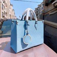 Exklusive Designer Mode Leder Präge Qualitätseinkaufstaschen Großhandel Handtasche High-End