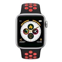 جودة عالية 1.44 بوصة T55 سمارت ووتش الرجال النساء الرياضة للماء IP67 شاشة تعمل باللمس الكامل اللياقة البدنية المقتفي smartwatch مع حزام مزدوج