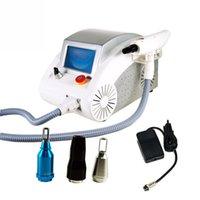 2021 nova chegada profissional nd yag laser máquina de remoção de tatuagem com preço de fábrica