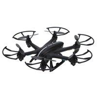 무인 항공기 헬리콥터 2.4G 6 축 자이로 하나의 키 3D 롤 중력 센서 헥사 코프 트 플라잉 장난감 선물 미니 드론