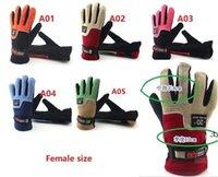 Winter Fleece Gloves Thicken Warm Ski Glove Snowboard Mittens Travel Sports Five Finger Gloves Party Favor 2pcs pair LLD11198