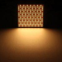 Kare Bitki COB CREE Kurşun Işıklar Büyümek 225 Boncuk Kapalı Sera Ek Solar Işık Lambası Tam Spektrum LED Bahçe Hidroponik Yetiştirme 1000 W