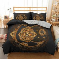 Bedding Sets Bedclothes Bohemia Set For King Size Bed Linen 220x240 Luxury Double Single