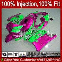Inyección por HONDA CBR 250RR 250 RR CBR250 CC 90 91 92 93 94 95 96 97 98 99 111HC.232 CBR250RR MC22 CBR 250CC 1990 1991 1992 1993 1996 1997 1997 1999 Failings Pink Green