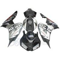 Fairings Kit Bodywork para Honda CBR1000RR 2006 2007 Peças de Motocicleta Kits Completos + Tampa de Tanque