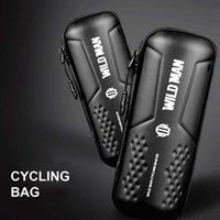 New Road Bicycle Bag MTB Bag Portable Waterproof Bike Bottle Repair Tools Kit Built-in Mesh Bag Cycling Accessories Bike Pouch