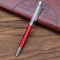 هدية الكتابة diy أنبوب فارغة حبر جاف معدن الذاتي ملء العائمة بريق المجففة زهرة الكريستال القلم 27 اللون 303 r2