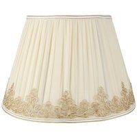 Lamp Covers & Shades 1pc Cloth Art Shade Dustproof Cover Supply Table Accessory