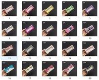20styles Carton Paper Packing Box for 25mm EyeLash Wholesale Bulk Pretty Lashes Storage Packaging 50pcs