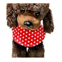 New Dog Bandana Bibs Pet Seekerchif для собак Многофункциональная Складная шляпа Одежда Аксессуары Щенок Шарф EWA6362