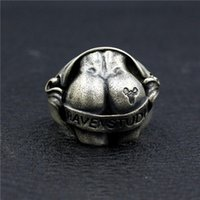 Cluster Rings Men's Hip Hop Punk Ring Jewelry Fashion Personality Motorcycle