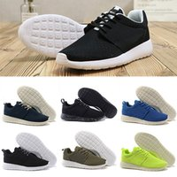 Nike roshe 1.0 3.0 running shoes새로운 Tanjun 1.0 3.0 실행 신발 남성 여성 블랙 낮은 경량 통기성 런던 올림픽 스포츠 운동화 남성 트레이너 크기 36-45