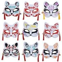 Kadınlar Seksi Yarım Yüz El-Boyalı Masquerade Maske Cadılar Bayramı Balo Maskeleri Parti Cosplay Kostüm Düğün Dekorasyon Sahne