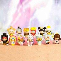 Pop Mart Ganze Box Momiji Pefect Partner Serie Spielwaren Figure Action Figure Geburtstagsgeschenk Kind Spielzeug