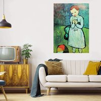 Girl With The Dove 1964 Large Oil Painting On Canvas Home Decor Handpainted &HD Print Wall Art Pictures Customization is acceptable 21072206