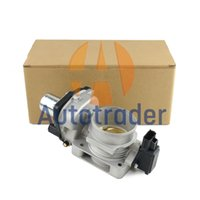 6R3Z9E926AA 65mm Throttle Body For Ford Crown Vic Econoline Van F150 Pickup Mustang Lincoln