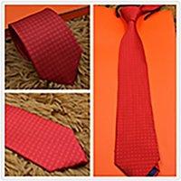 Tie Silk Tie Slim Mens Corbatas Notal Business Men Jacquard Tejido Liquidie Set 7.5cm con caja