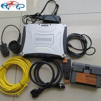 RCOBD ICOM A2+B+C for BMW Auto Diagnostic Programming Tool ICOM A2 HDD So-ftware V06.2021 Expert with CF19 4G Toughbook WIN-10