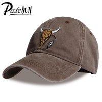 Patesun 2020 Toutes les nouvelles bouchons de baseball concepteur personnalisé 6 panneau Dad chapeau de baseball chapeau de baseball Travis Scotts Rodeo Cap Snapback Casquettes