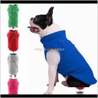 Supplies Home & Gardenvarious Puppy Dog Cat Pet Dress Vest T Shirt Apparel Clothes Sweater Coat For Small Medium Big Dogs Jacket1 Drop Deliv