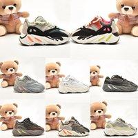 700 V2 Kids Courant Chaussures Baby Toddler Kid Shoes кроссовки Ouest Yez Enfant Boys et Filles Lay Enfants EUR 26-35