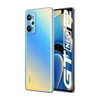 "Original Oppo Realme GT NEO 2 5G Mobile Phone 8GB RAM 128GB 256GB ROM Snapdragon 870 64.0MP AI OTG NFC 5000mAh Android 6.62"" Full Screen Fingerprint ID Face Smart Cell Phone"