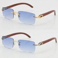 Оптовые продажи знаменитого дерева большие скидка солнцезащитные очки Adumbral UV400 объектив онлайн летний праздник защищенные квадратные солнцезащитные очки для мужчин или женщины 3524012 Размер: 56-18-140