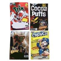 400mg Crunch Berries Reese Cocoa Puffs Trix Bag EDIBLES Oler Proof Chirld Zipper Bloqueo Embalaje Vacío bolsa