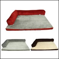 Kennels Supplies Home Gardenkennels & Pens Pet Bed Removable And Washable Pillow Kennel Suitable For Large Medium Small Cats Dogs Slee Mats