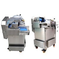 식품 가공기 1500W 채소 커터 기계 다기능 슬라이스 절단 섹션 듀얼 모터 조정 가능한 속도 전기