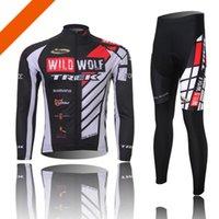 حلقة فرنسا الدراجات الملابس 2021 ربيع جديد و الخريف طويلة الأكمام تنفس الرجال قمم الملابس الجبلية الملابس البدلة