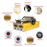 Sets de herramientas eléctricas Polarizer UV Oca Placa de película Eliminar la máquina LCD Pantalla táctil Degumming para restaurar Loca Polarización de limpieza