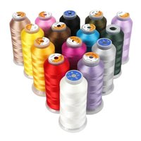 Sewing Notions & Tools 150D high strength thread pagoda nylon Three-ply weave Clothing shoes cross-stitch DIY for machines household Leather mercerized threads